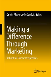 Cover Making a Difference Through Marketing