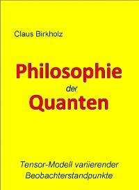Cover Philosophie der Quanten