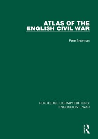 Cover Atlas of the English Civil War
