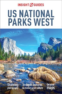 Cover Insight Guides US National Parks West