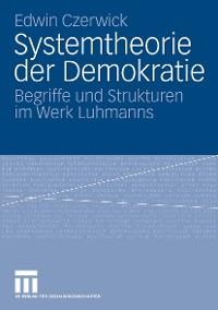 Cover Systemtheorie der Demokratie