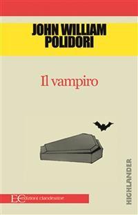 Cover Il vampiro