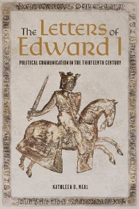 Cover The Letters of Edward I