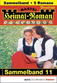 Cover Heimat-Roman Treueband 11 - Sammelband