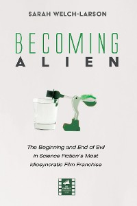 Cover Becoming Alien