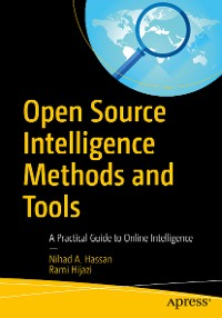 Cover Open Source Intelligence Methods and Tools