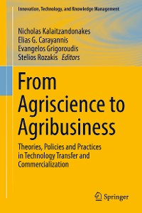 Cover From Agriscience to Agribusiness
