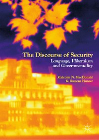 Cover The Discourse of Security