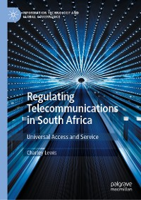 Cover Regulating Telecommunications in South Africa