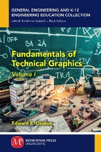 Cover Fundamentals of Technical Graphics, Volume I