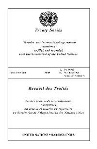 Cover Treaty Series 2606/Recueil des Traités 2606