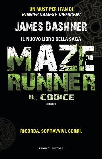 Cover Maze Runner. Il codice