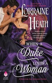 Cover When a Duke Loves a Woman