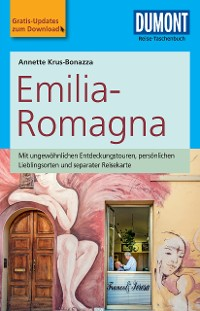 Cover DuMont Reise-Taschenbuch Reiseführer Emilia-Romagna