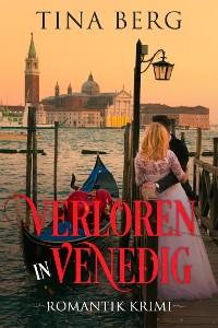 Cover Verloren in Venedig