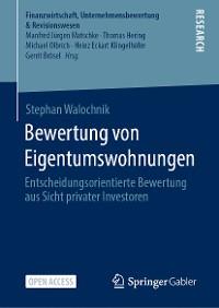 Cover Bewertung von Eigentumswohnungen