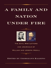 Cover A Family and Nation under Fire