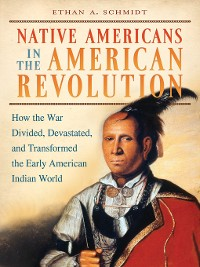 Cover Native Americans in the American Revolution