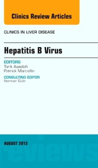 Cover Hepatitis B Virus, An Issue of Clinics in Liver Disease, E-Book