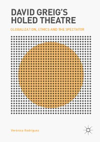 Cover David Greig's Holed Theatre