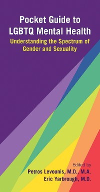 Cover Pocket Guide to LGBTQ Mental Health