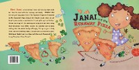 Cover Janai and the Runaway Pizza