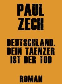 Cover Deutschland, dein Tänzer ist der Tod