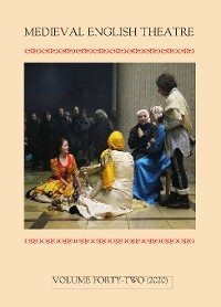 Cover Medieval English Theatre 42