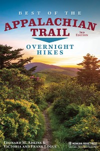 Cover Best of the Appalachian Trail: Overnight Hikes