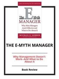 Cover The E-Myth Manager