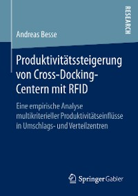 Cover Produktivitätssteigerung von Cross-Docking-Centern mit RFID