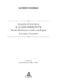 Cover Classe politica e classe dirigente