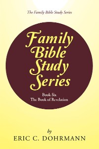 Cover Family Bible Study Series