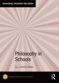 Cover Philosophy in Schools