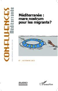 Cover Mediterranee : mare nostrum pour les migrants ?