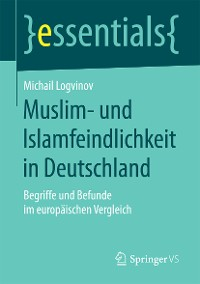 Cover Muslim- und Islamfeindlichkeit in Deutschland