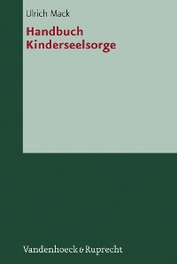 Cover Handbuch Kinderseelsorge