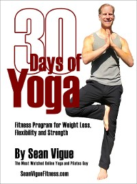 Cover 30 Days of Yoga