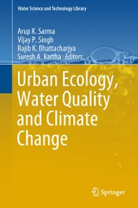 Cover Urban Ecology, Water Quality and Climate Change