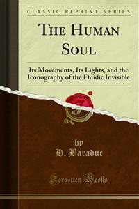 Cover The Human Soul
