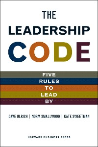 Cover The Leadership Code