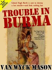 Cover Trouble in Burma