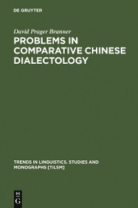 Cover Problems in Comparative Chinese Dialectology