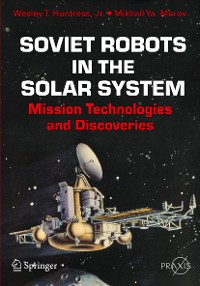 Cover Soviet Robots in the Solar System