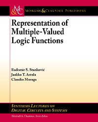 Cover Representation of Multiple-Valued Logic Functions