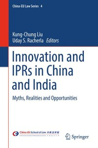 Cover Innovation and IPRs in China and India