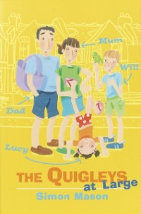 Cover Quigleys at Large