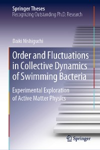 Cover Order and Fluctuations in Collective Dynamics of Swimming Bacteria