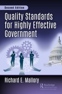 Cover Quality Standards for Highly Effective Government