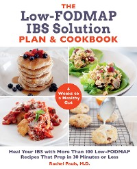 Cover The Low-FODMAP IBS Solution Plan and Cookbook